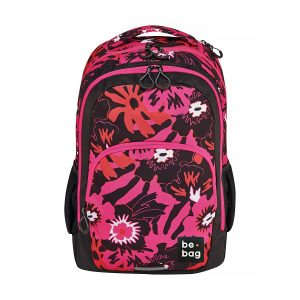 Rucsac Ergonomic Be.Bag, Be.Ready, Abstract Camouflage, Herlitz, 24800280