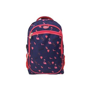 Ghiozdan Pentru Școlari, 48 Centimetri, Mov & Roz, Flamingo, Daco, GH432