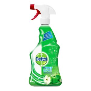 Spray Multifuncțional, Trigger Power & Fresh, Sparkling Refreshing Green Apple, 500 ml, Dettol, DT3034237